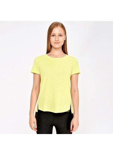 adidas Freelift A.Rdy Kadın T-Shirt Sarı